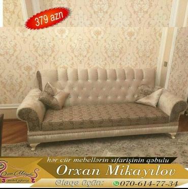 Klassik divan bazalı.Uzunu 2.20 sm (qiymete uyğun olaraq istrnilen в Oğuz