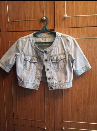 shub naturalnaja ne в Кыргызстан: Джинсовая куртка размер 44