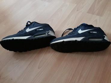 Original Nike AIR MAX gornjište:koža60% Poliestar40%(deklaracija - Nis
