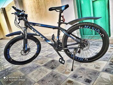 siqnal - Azərbaycan: Velosiped satılır 1 heftenin velosipedidir 3 qat disk 3-7 skorsdu üstü