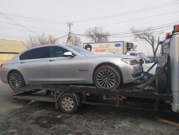 Автоуслуги - Кыргызстан: Эвакуатор | С лебедкой, Со сдвижной платформой, С прямой платформой Лебединовка