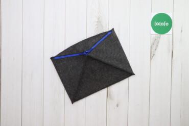 Чохол-конверт з повсті з блискавкою    Довжина: 33 см Ширина: 23 см  С