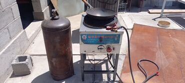 Электроника - Нарын: Ассалам алейкум горелка казаны менен сатылат 7000сом