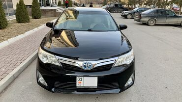 тойота камри бишкек цены в Кыргызстан: Toyota Camry 2.5 л. 2012 | 79250 км