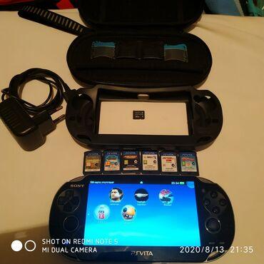 PS Vita (Sony Playstation Vita) - Azərbaycan: PS ViTA