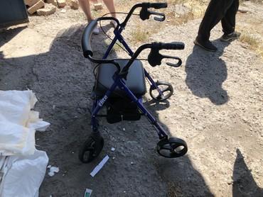 Инвалидные коляски - Кыргызстан: Продаю инвалидную коляску, новая привезённая из США