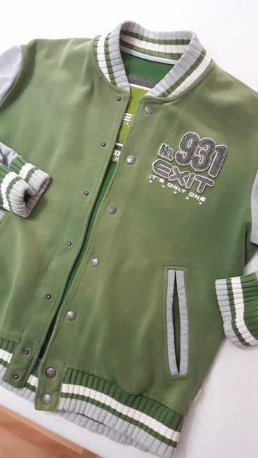EXIT muska duks-jaknica, velicina XXL - Valjevo