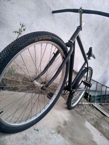 Спорт и хобби - Военно-Антоновка: Продаю велосипед тормоза на педалях размер колес 26