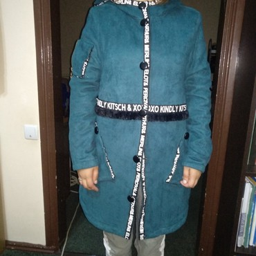 Женская одежда в Ананьево: Отличная куртка брала за 200$ отдам за 150 $ совершенно новая шикарный