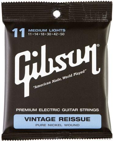 Bakı şəhərində Gibson elektro gitara uchun 1 dest sim Model:VR 11
