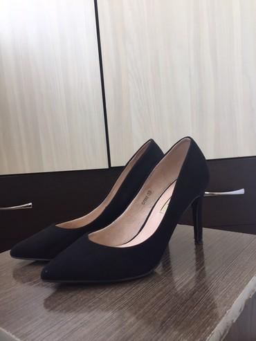Туфли покупала в BrAND MIXX. Материал в Бишкек