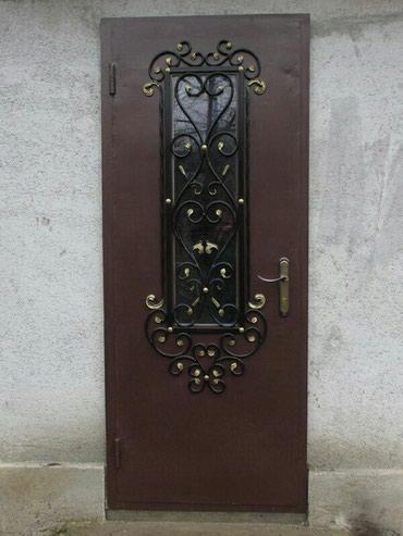 Монтаж и демонтаж бронированных дверей.   в Бишкек