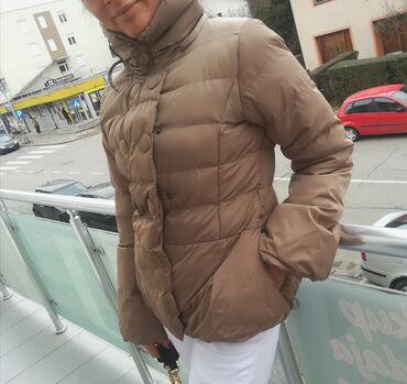 Parizu jennifer - Srbija: Jakna prelep model Topla Super kvalitet UVOZ Pariz Vel S M Povoljno