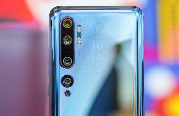 японские смартфоны в Кыргызстан: Новый Xiaomi Mi Note Pro 256 ГБ Черный