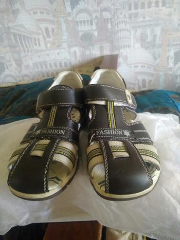 Продаю б/у детские сандалии лето в хорошем состоянии 30 р