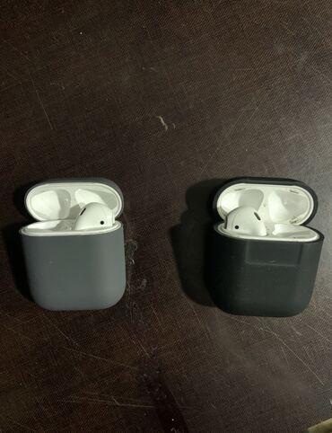 ear pods в Кыргызстан: Куплю левую пару наушников air pods 1, и продам левую пару air pods 2
