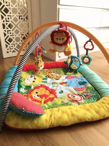 yun uşaq əlcəkləri - Azərbaycan: Детский коврик Mother Care в идеальном состоянии, сохранена упаковка