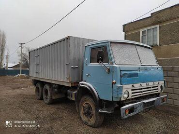 Анжелика мебель талас - Кыргызстан: Продаю КАМАЗ на запчасти (Тоько звонить)