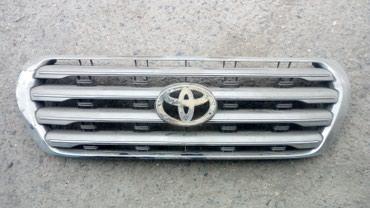 Решетка от ландкрузер 200 сломан хром в Бишкек