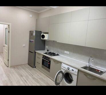 Долгосрочная аренда квартир - 1 комната - Бишкек: 1 комната, 50 кв. м С мебелью