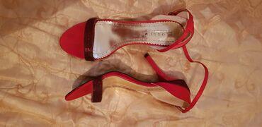 Личные вещи - Массы: Новые туфли (босоножки) 38,5 размера