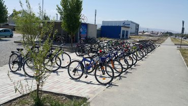 Велосипеды в Лебединовка