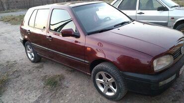 Volkswagen - Бишкек: Volkswagen Golf 1.8 л. 1995 | 34450 км