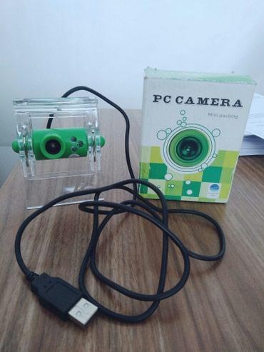 Web camera 200 сом, не пользовались, отлично в Бишкек