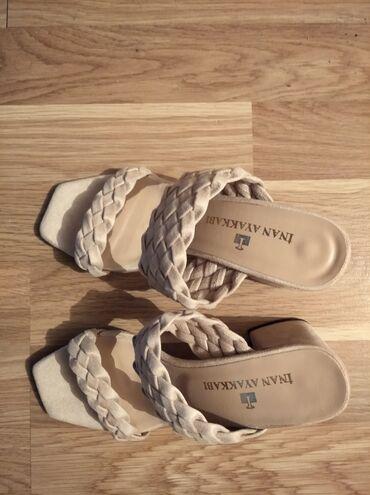 zamşa qadın ayaqqabıları lodoçka - Azərbaycan: Qadın ayaqqabıları (Türkiyə istehsalı) (Geyilməyib)