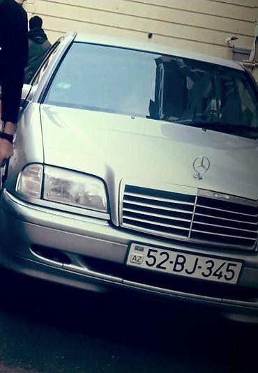acura-cl-22-at - Azərbaycan: Mercedes-Benz 220 2.2 l. 1998 | 375739 km