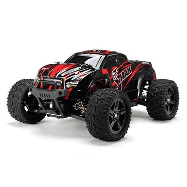 R/c monster truck remo hobby smax 4wd 2. 4ghz 1/16 rtr в Бишкек