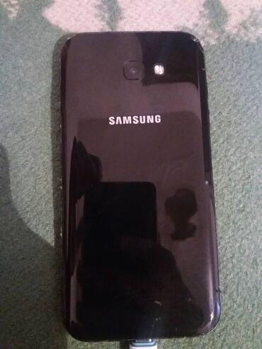 Samsung ue46 - Кыргызстан: Б/у Samsung A7 32 ГБ Черный