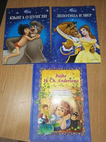 Decije diznijeve knjige, Bajke H. K. Andersena, Lepotica i zver