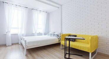 скрещивание животных в Кыргызстан: Дизайнерская 1 комнатная квартира в элитном доме!  Все условия для отд