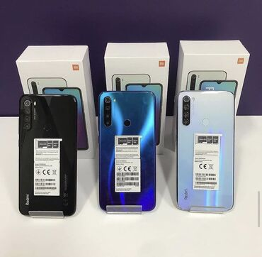 Yeni Xiaomi Redmi Note 8 64 GB