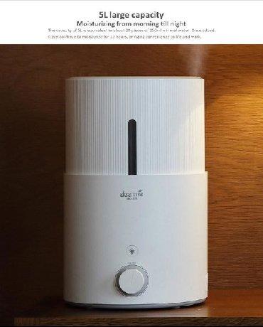 Воздухоочистители - Кыргызстан: Увлажнитель воздуха Mi Deerma Основные Особенности●3 способа добавить