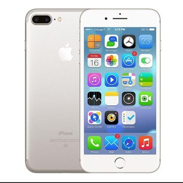 Новый iPhone 7 Plus 128 ГБ