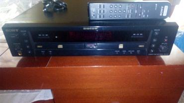 Cd recorder rcd-w3 Δεν διαβάζει τα περισσότερα cd σε Acharnes