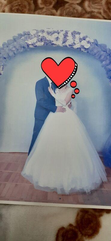 Продаю или сдаю на прокат свое свадебное платье. Размер 42-44