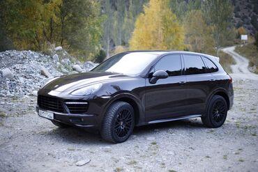 zheltyj porsche в Кыргызстан: Porsche Cayenne 3 л. 2013