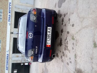 Mazda 3 2.3 л. 2004 | 220000 км
