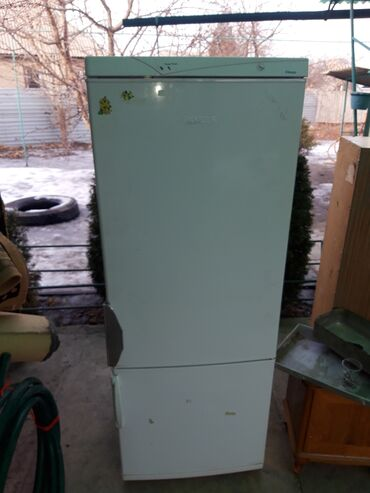 Б/у Двухкамерный Белый холодильник Pozis