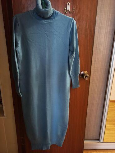 трикотаж платья в Кыргызстан: Новое трикотажное платье. Не носила вообще. Покупала за 1500 в
