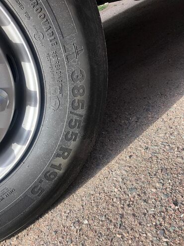грузовые шины 385 в Кыргызстан: Резина 1 шт 385/55 R 19.5  Штука 5000шт