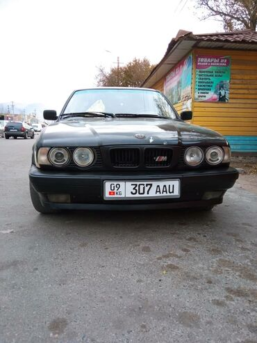 BMW 5 series 2.5 л. 1994 | 400000 км