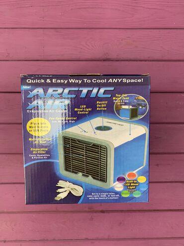 кондиционер-в-рассрочку в Кыргызстан: Мини кондиционеры О ТОВАРЕ:Мини-кондиционер Air Cooler (Арктика)