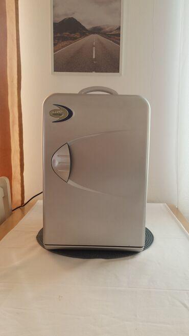 Vikendica - Srbija: Upotrebljen siva refrigerator