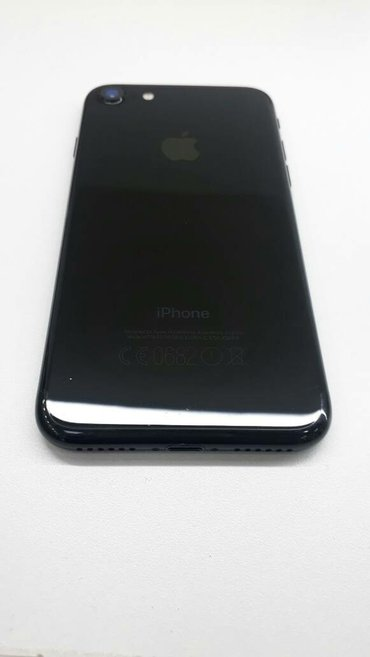 Iphone 7/128 black в Бишкек