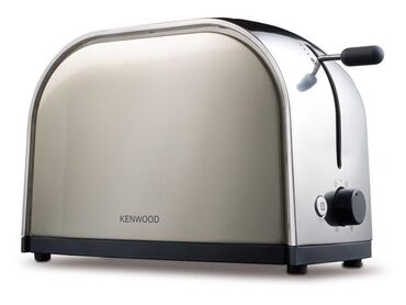 Тостер KENWOOD TTM104  --900 Вт, количество тостов: 2  Подробнее по те