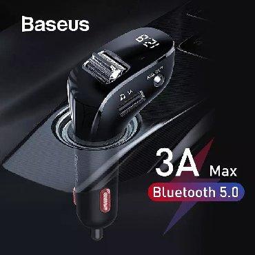 bluetooth aux - Azərbaycan: Baseus modelinin en son yeni versiya mehsulu olan Fm bluetooth